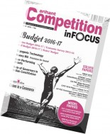 Competition in Focus - May 2016