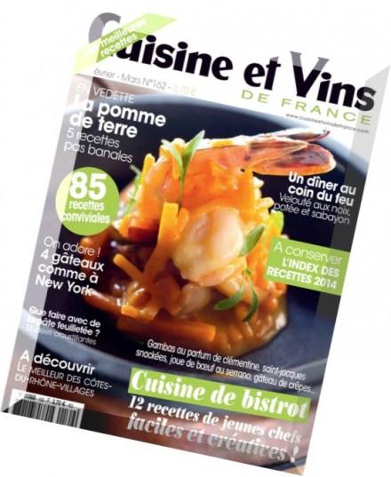 Download cuisine et vins de france fevrier mars 2015 for Cuisine et vins de france