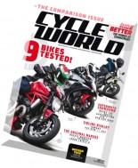 Cycle World - July 2016