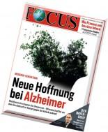 Focus Nachrichtenmagazin - N 22, 28 Mai 2016