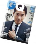 GQ Thailand - June 2016