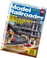 Model Railroader - July 2016