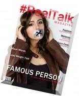 RealTalk Magazine - Spring 2016