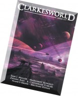 Clarkesworld - June 2016