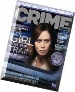 Crime Scene - Issue 4, 2016
