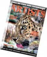 Artists Drawing and Inspiration - Issue 21, 2016
