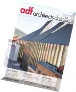 Architects Datafile (ADF) - June 2016