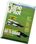 Plane & Pilot - August 2016
