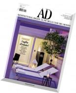 AD Architectural Digest Italia - Giugno 2016