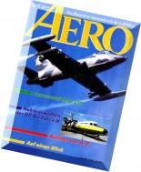 Aero Das Illustrierte Sammelwerk der Luftfahrt - N 207