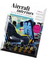Aircraft Interiors International - June 2016