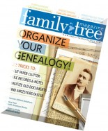 Family Tree USA - July-August 2016