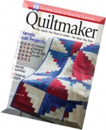 Quiltmaker - July-August 2016