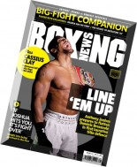 Boxing News - 23 June 2016