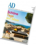 AD Architectural Digest Germany - Juli-August 2016