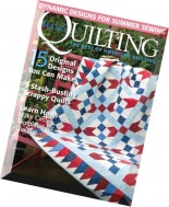 McCall's Quilting - July-August 2016