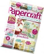 PaperCraft Inspirations - August 2016
