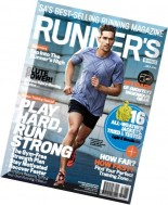 Runner's World South Africa - July 2016