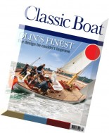 Classic Boat - August 2016