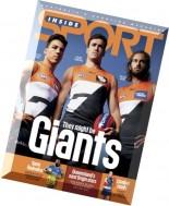 Inside Sport - July 2016