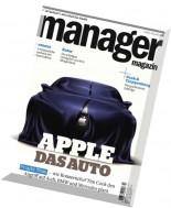 Manager - Juli 2016