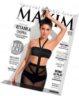 Maxim India - June-July 2016