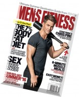 Men's Fitness USA - July-August 2016