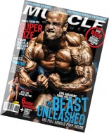 Muscle Evolution - July-August 2016