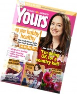 Yours Australia - Issue 63, 2016
