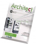 Architect & Specificator - May-June 2016
