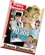 France Dimanche - Hors Serie - Juin 2016