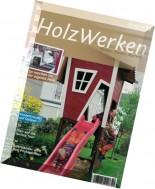 HolzWerken - Juli-August 2016