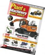 Plant & Machinery Model World - Summer 2016