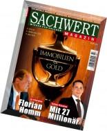 Sachwert Magazin - Nr.3 2016