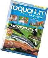 Aquarium a la Maison - Juillet-Aout 2016