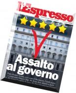 L'Espresso - 30 Giugno 2016