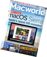 Macworld UK - July 2016