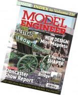 Model Engineer - 7 July 2016
