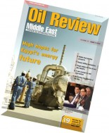 Oil Review Middle East - Issue 5, 2016