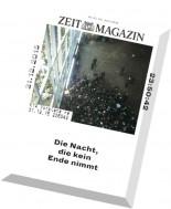 Zeit Magazin - 23 Juni 2016