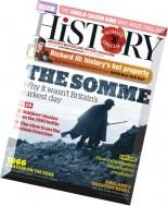 BBC History - July 2016