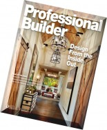 Professional Builder - July 2016
