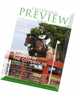 Cotswold Preview - July-August 2016