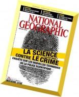 National Geographic France - Juillet 2016