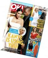 OK! Magazine Australia - 4 July 2016