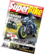 SuperBike South Africa - July 2016
