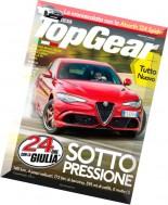 Top Gear Italia - Luglio 2016