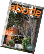 Abode Magazine - July-August 2016