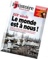 L'Histoire - Juillet-Aout 2016