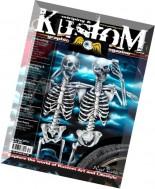 Pinstriping & Kustom Graphics Magazine - August - September 2016